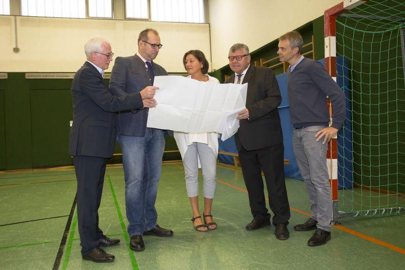 Sanierung der Mehrzweckhalle in Raubach wird gefördert