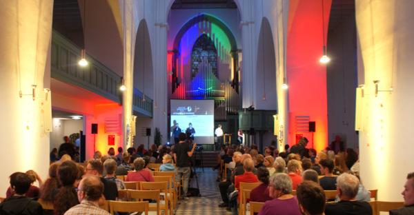 Nacht der Wissenschaft: Wenn die Martinikirche zum Hörsaal wird