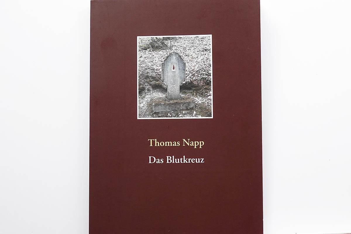 """Buchtipp: """"Das Blutkreuz"""" von Thomas Napp"""