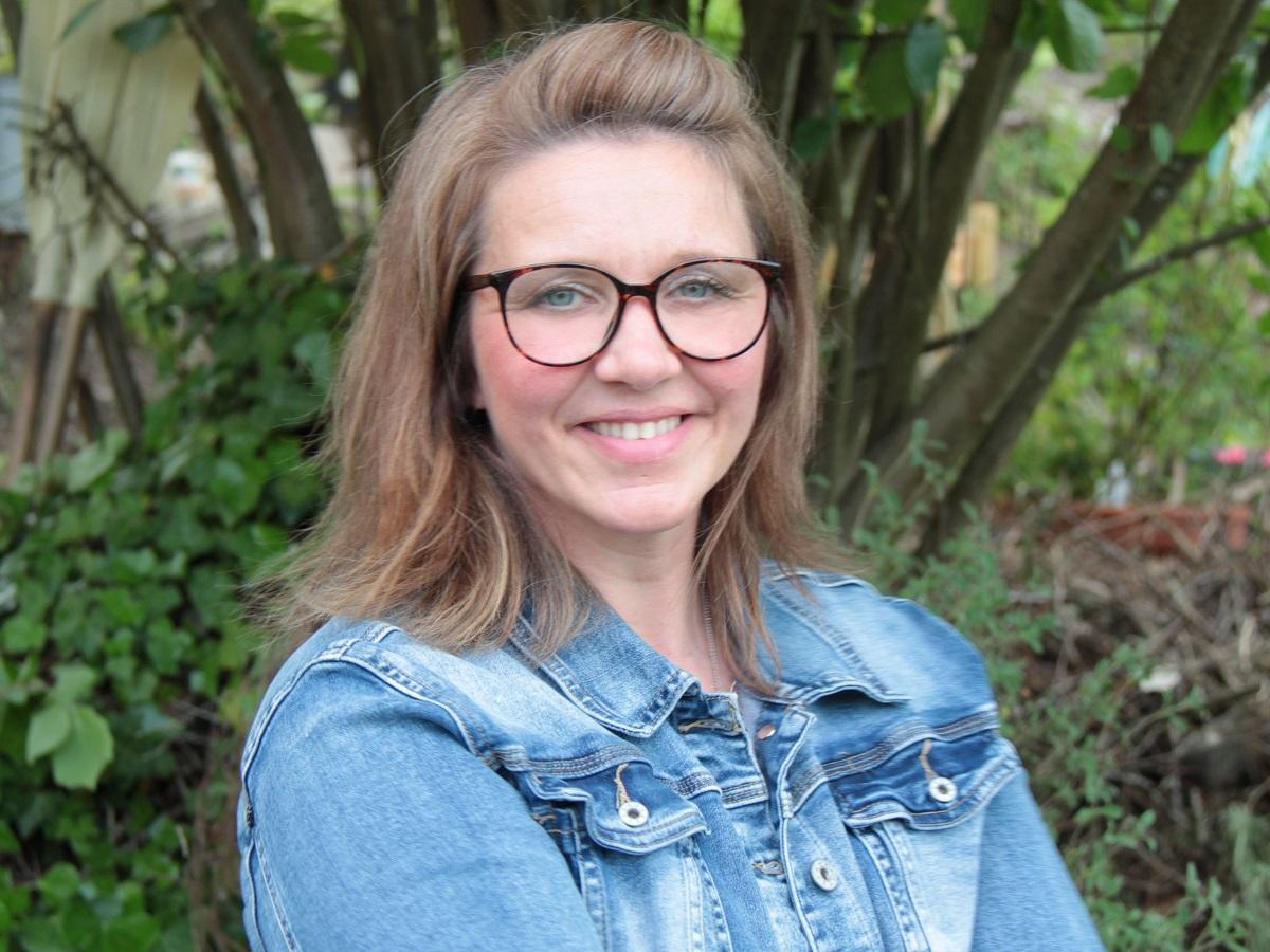 Kandidaten zur Bundestagswahl: Natalie Brosch (Die Linke)