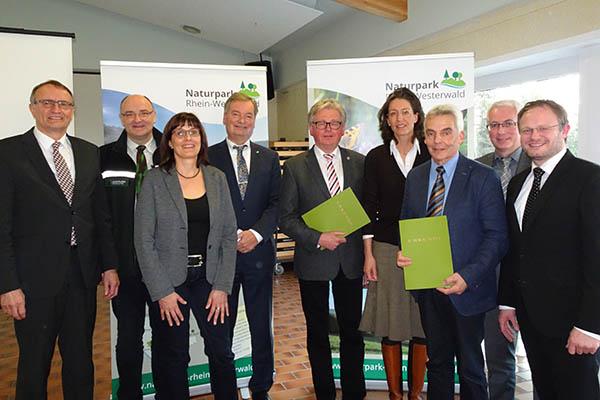Naturpark Rhein Westerwald blickt positiv ins Jahr 2017