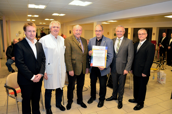Informative Veranstaltung zur Versorgung älterer Menschen in Asbach