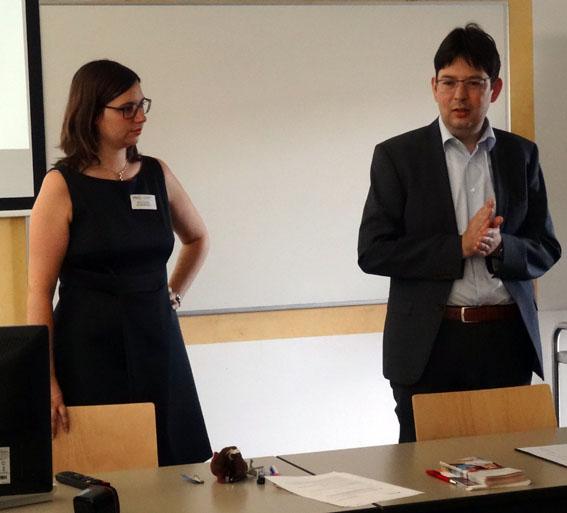 Migration: Ehrenamtliche verschaffen sich Überblick