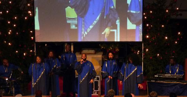 """""""Best of Black Gospel"""" erneut zu Gast in Neuwied"""