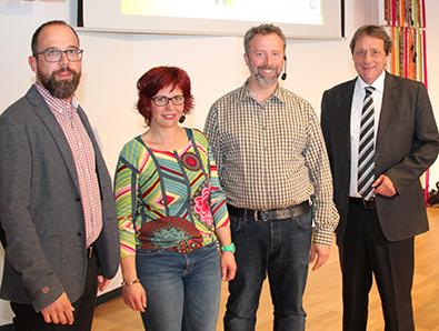 Neue Medien standen im Fokus der Netzwerkkonferenz