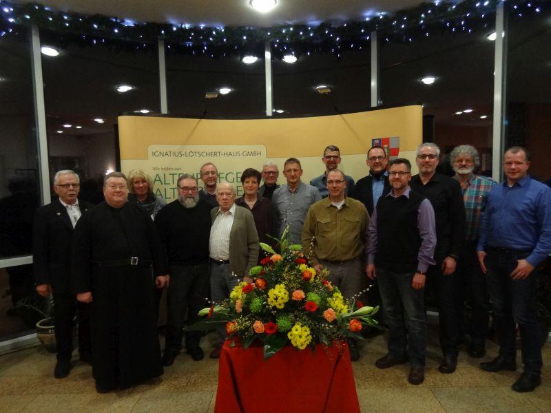 Neujahrsempfang im Buchfinkenland mit ehrenamtlich Aktiven