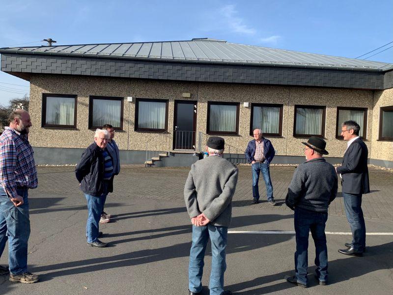 Neunkhausen bekommt Zuschuss für Sanierung des Bürgerhauses