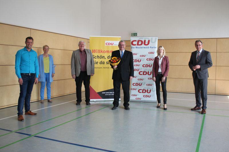 Dr. Andreas Nick ist erneut Direktkandidat für die Bundestagswahl 2021. Foto: privat