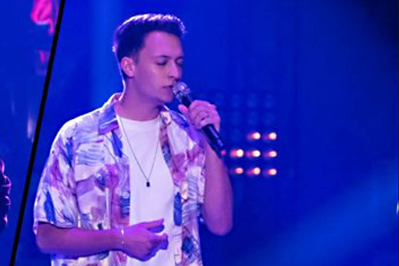 "Kommt Nico Traut bei ""The Voice of Germany"" weiter?"