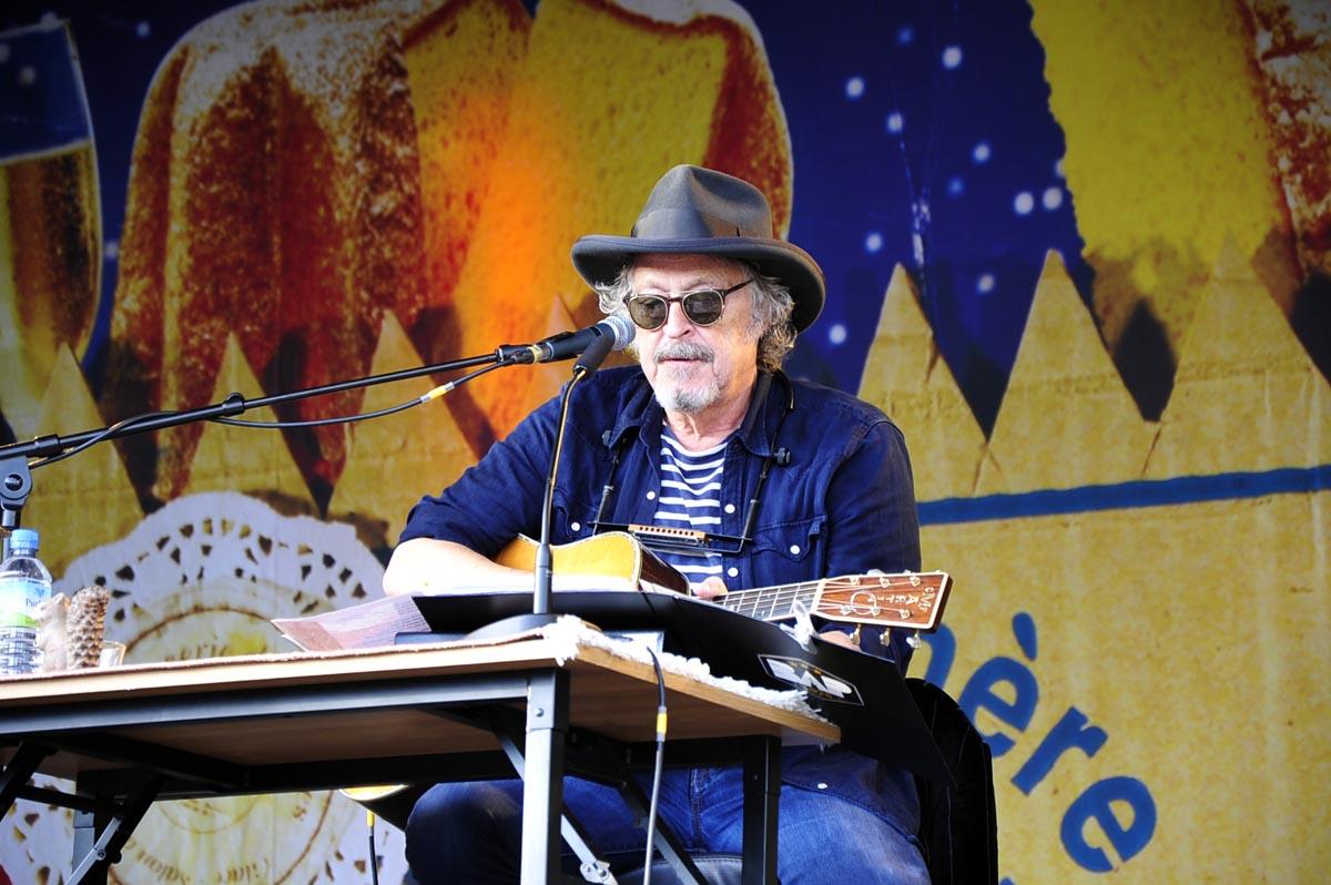 Gastspiel mit Bob Dylan: Niedecken beim Kultursommer in Altenkirchen