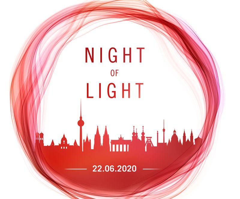 "Aktion ""Night of Light"" in Sessenbach"