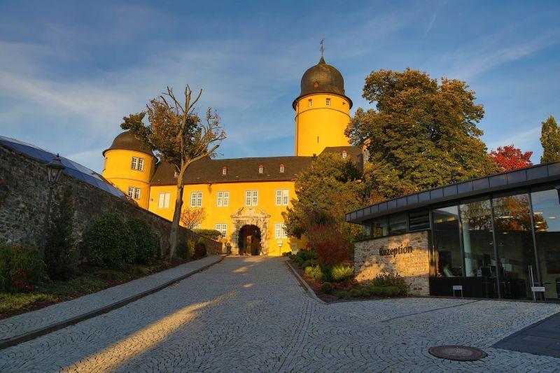 Schloss Montabaur in guter Hand