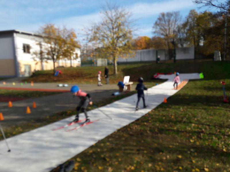 Erfolgreicher Schulsportprojekttag Nordic – DSV Nordic aktiv AZ