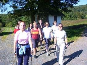 DSV Nordic aktiv Walkingzentrum SRC Heimbach-Weis 2000