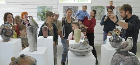 """""""Präzision Wildnis"""": Elster, Neuntöter und Co. in Kunst und Natur"""