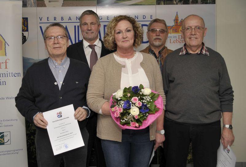 Ehrenamtspreise in Wallmerod vergeben