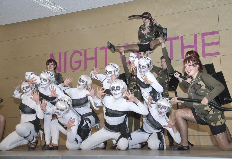 """Tanzturnier """"Night of the Dance"""" in Herschbach"""