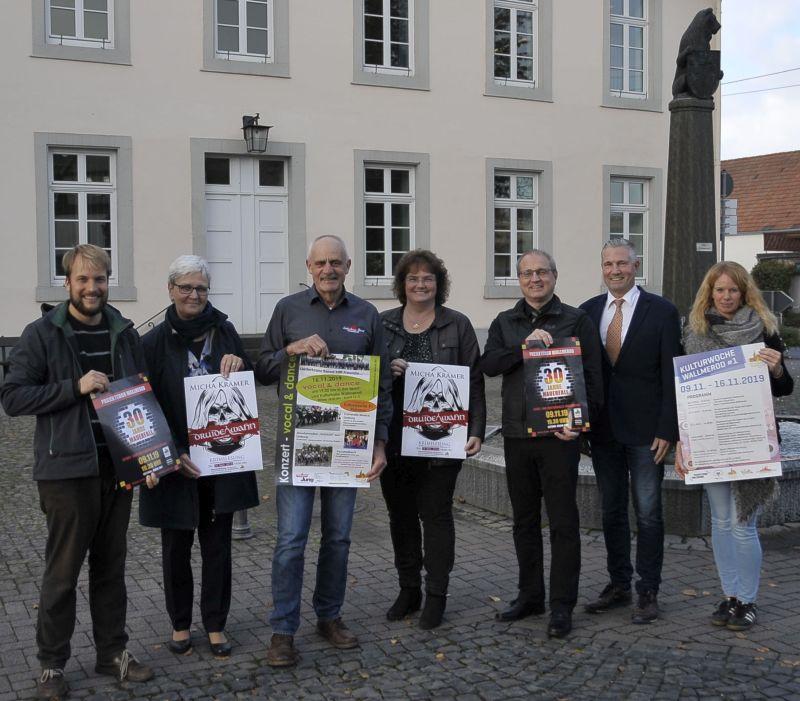 Kulturwoche der VG Wallmerod vorgestellt
