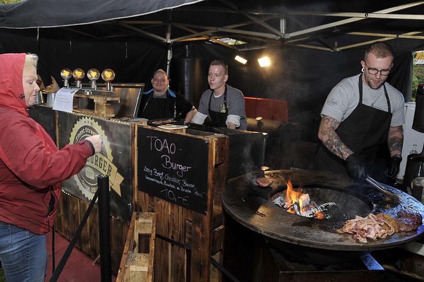 Street-Food-Festival Westerburg kam gut an