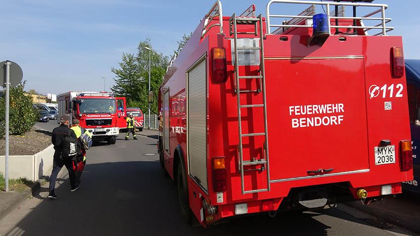 77-Jähriger in Bendorf von eigenem Wohnwagen überrollt