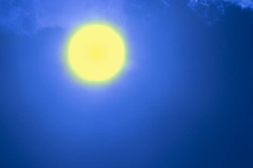 Die neue Woche bringt Sonne satt. Foto: Wolfgang Tischler