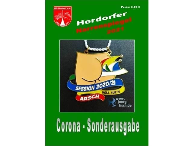 Herdorfer Narrenspiegel trotz(t) Corona