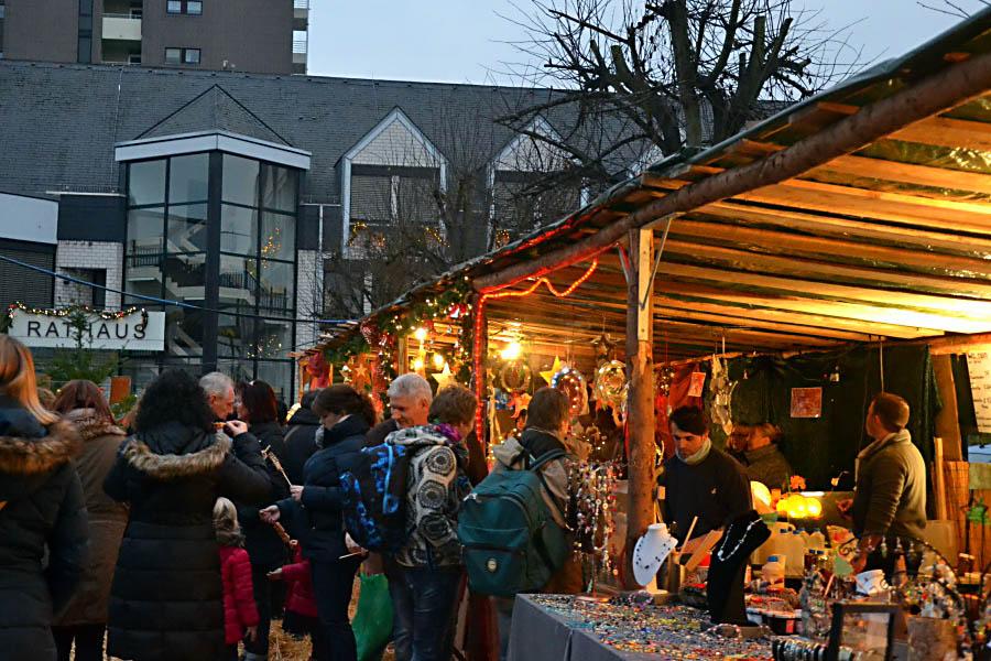 Weihnachtsmarkt in Bad Hönningen