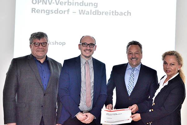 Busverkehr zwischen Rengsdorf und Waldbreitbach kommt