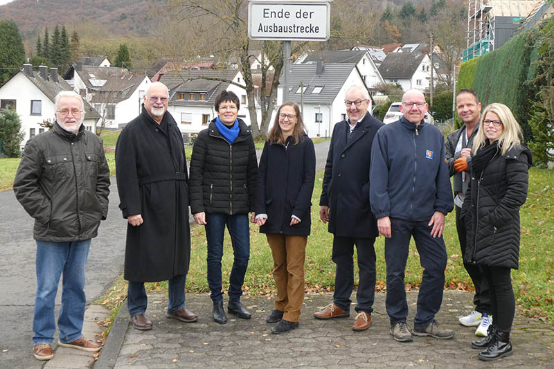 """Ortsbeirat Oberbieber fordert Straßenausbau """"Zum Stausee"""""""