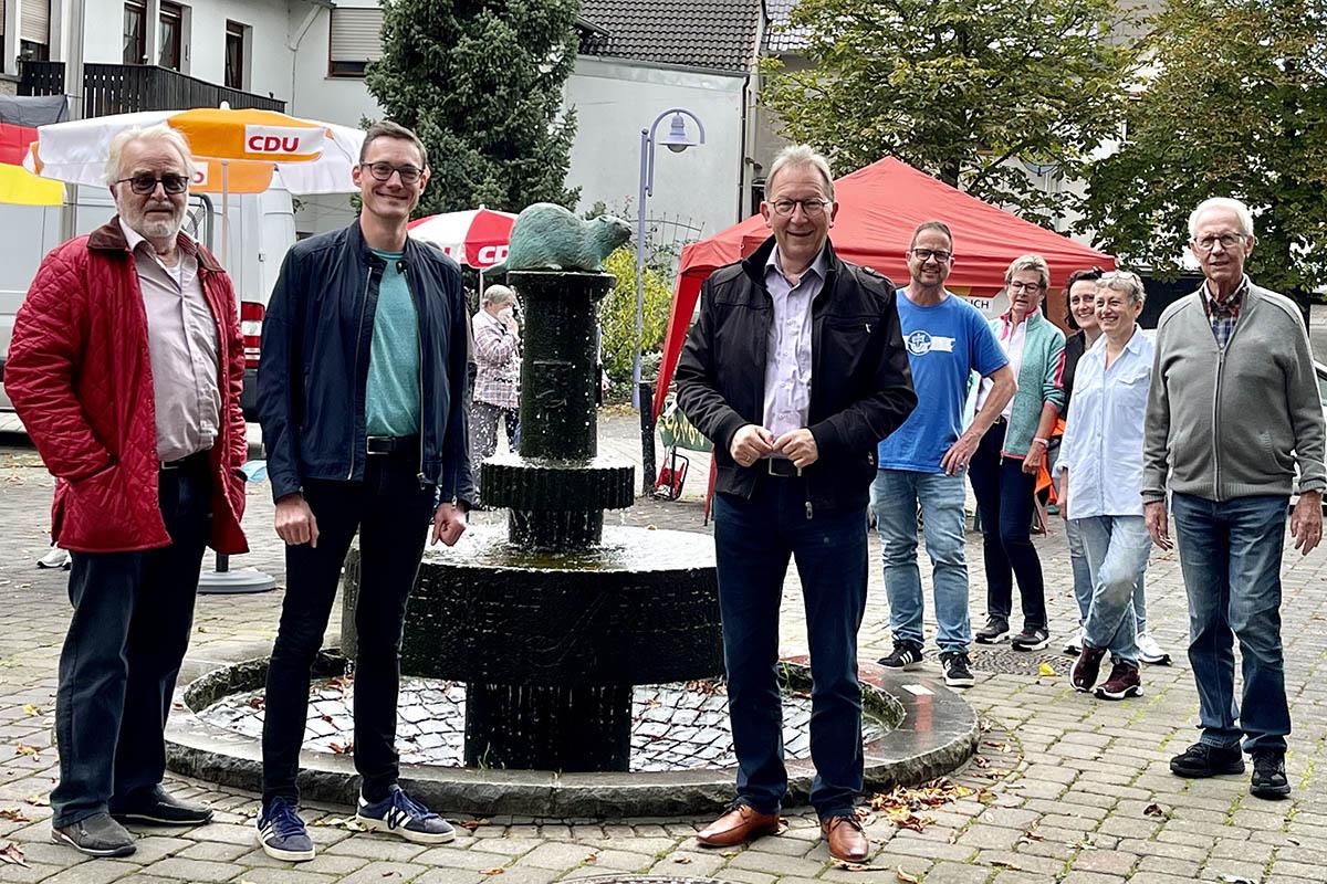 Kartoffelfest der CDU Oberbieber zugunsten Flutopferhilfe an Ahr