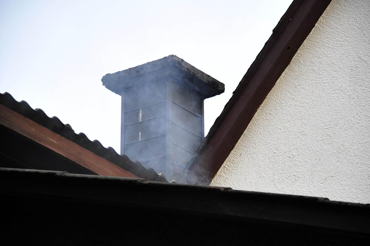 Wohnungsbrand in Oberlahr: Mehrere Löschzüge waren im Einsatz