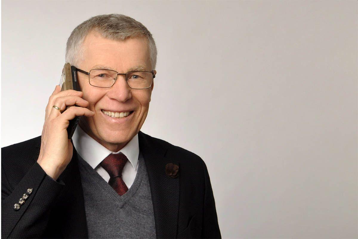 Ortsbürgermeisterkandidat Hanno Hofmann. Fotos: privat
