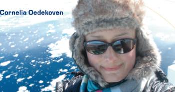 Meeresbiologin Dr. Cornelia Odekoven. Foto: Veranstalter