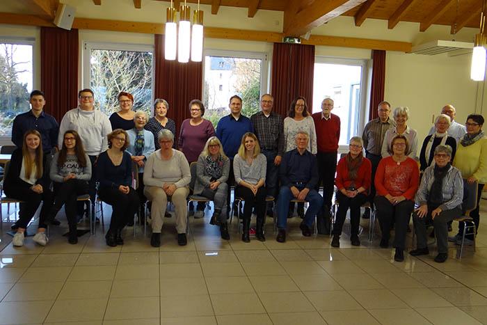Gelungenes Chorseminar des Projektchores in Oberhonnefeld