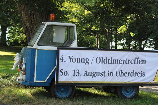 4. Young- und Oldtimer-Treffen am Backes Oberdreis steht an