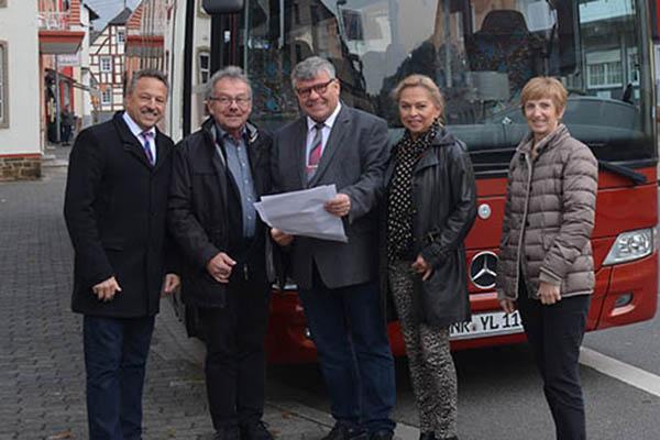 Neue ÖPNV-Verbindung Waldbreitbach-Rengsdorf wird weiter ausgebaut