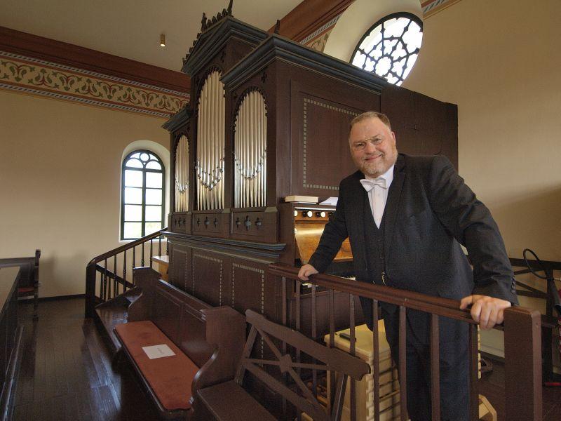 51. Orgelmusik im Gespräch in Wahlrod