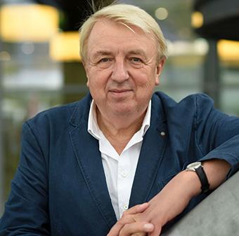 Hanns-Josef Ortheil liest im Kulturwerk Wissen