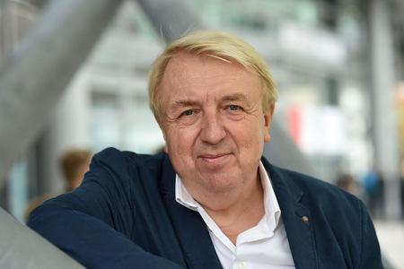 Hanns-Josef Ortheil erh�lt den Peter-Wust-Preis
