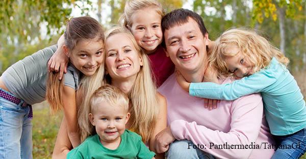 Mutig! - Projekt Großfamilie