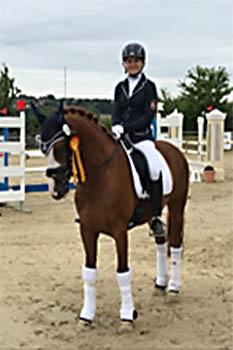Kurtscheider Reiterinnen bei Landesmeisterschaften erfolgreich