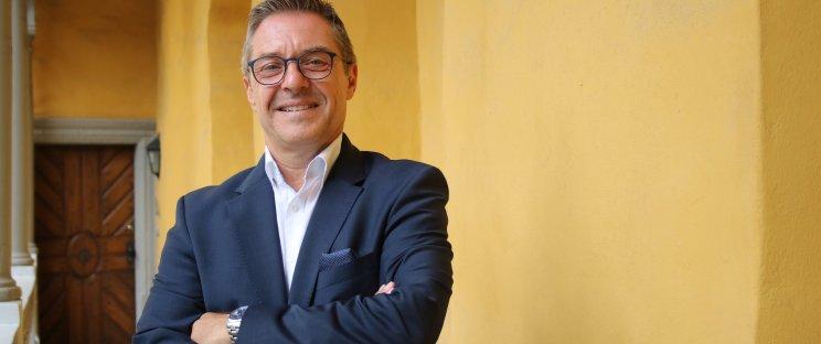 Guido Pfeifer ist neuer Geschäftsführer der ADG-Business-School auf Schloss Montabaur. (Foto: adgonline.de)