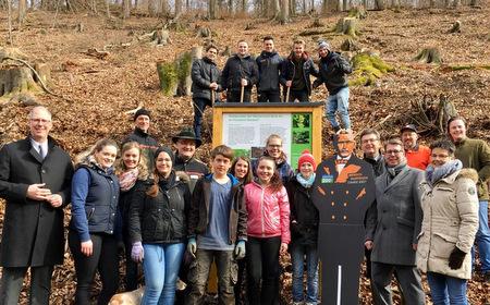 1.000 Bäume für den Rengsdorfer Wald
