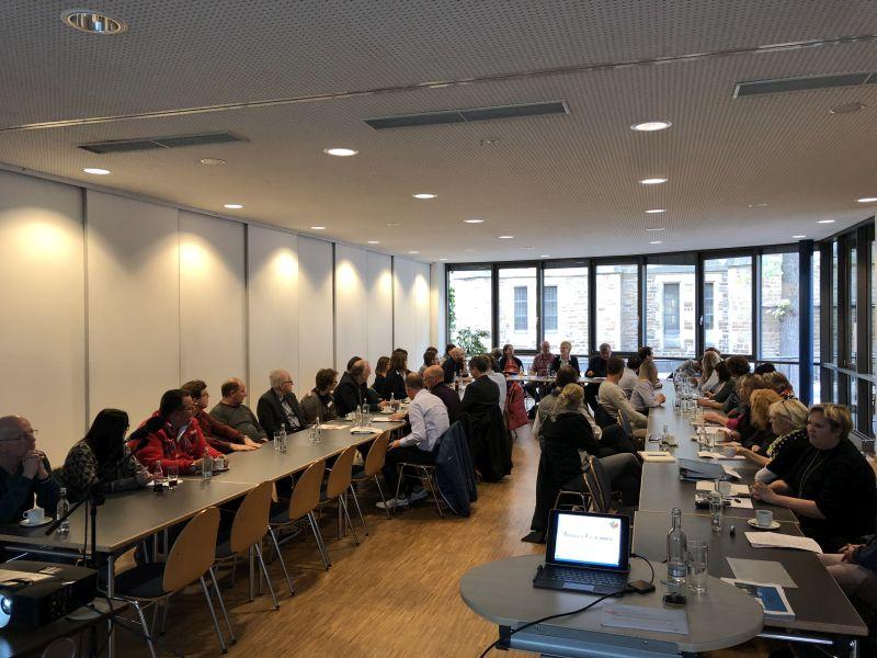 Regionale Pflegekonferenz in Neuwied