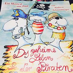 """Kindermusical: """"Das geheime Leben der Piraten"""" ein Riesenerfolg"""