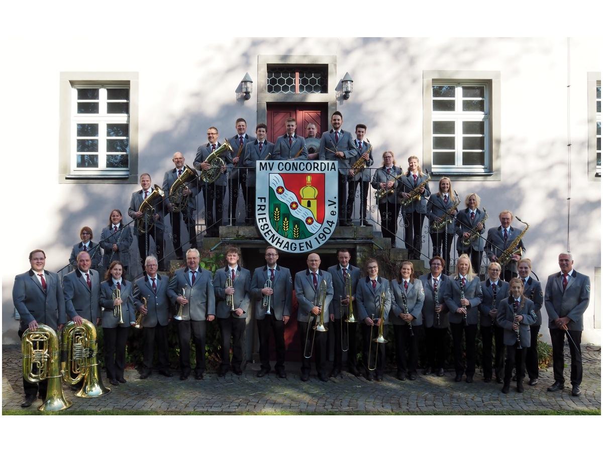 Friesenhagen: Picknick-Konzert des Musikvereins Concordia zugunsten der Flutopfer
