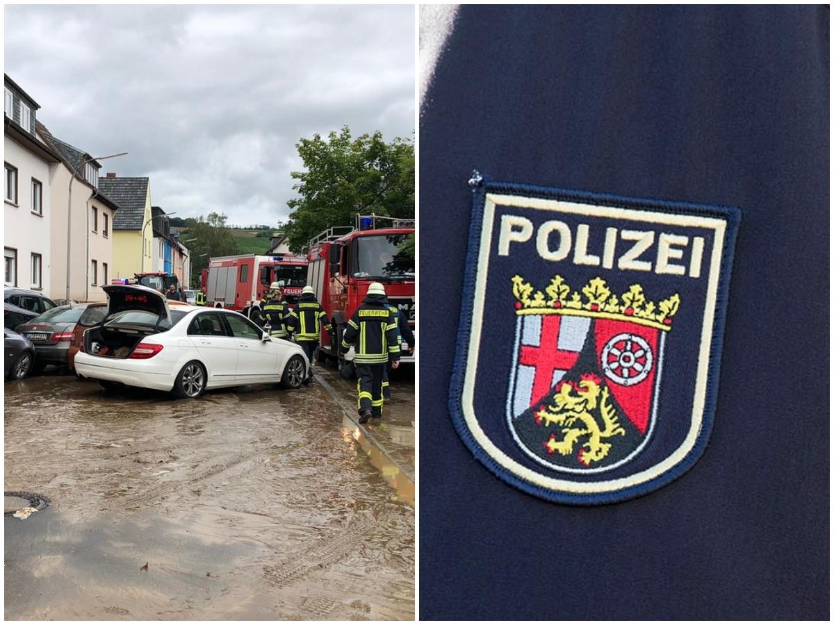 Die Unwetter-Folgen haben weiterhin drastische Auswirkungen auf die Verkehrssituation im Ahrtal. (Fotos: Feuerwehr/ Archiv)