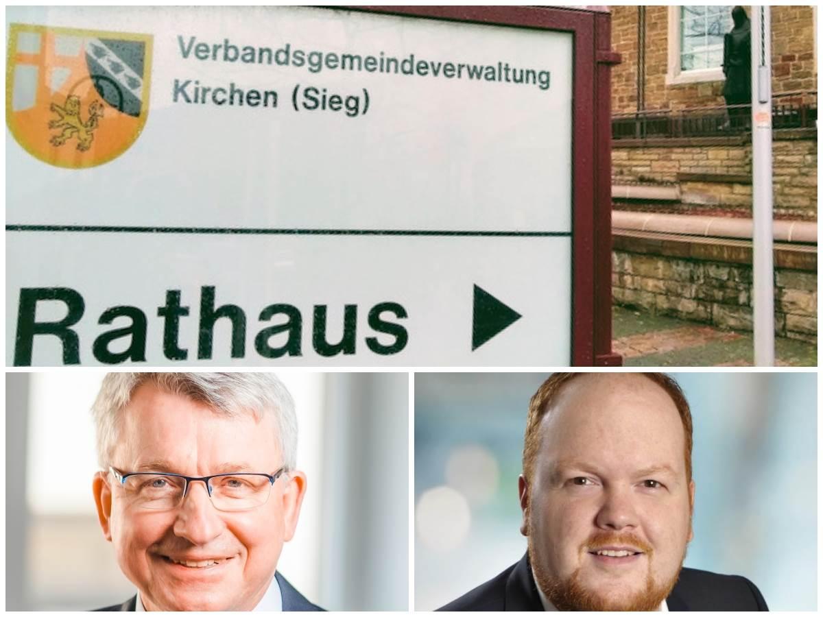 VG-Bürgermeisterwahl Kirchen: Das ist bisher über die Wahlkampf-Themen bekannt
