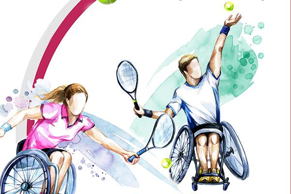 Sportliches Wochenende für Rollstuhlsportler