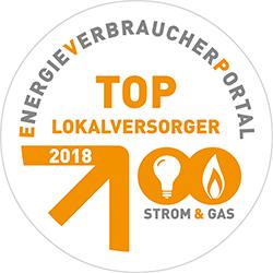 Bad Honnef AG: wiederholt Top-Lokalversoger Strom & Gas